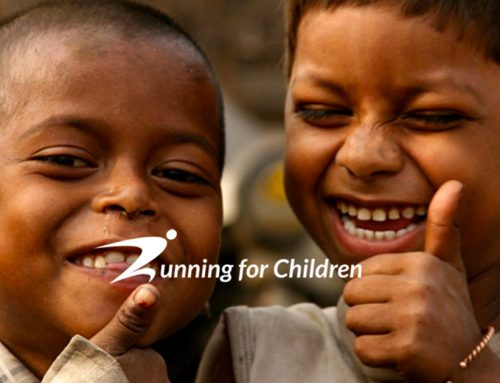 RUNNING FOR CHILDREN. Casello.com Group è sponsor dell'iniziativa
