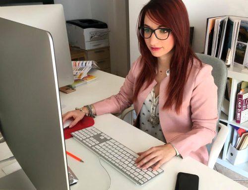New entry in Agenzia: Daisy D'Angelo si unisce al Gruppo.
